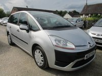 USED 2007 07 CITROEN C4 PICASSO 1.6 GRAND SX HDI EGS 5d AUTOMATIC 7 SEVEN SEATER DIESEL AUTOMATIC