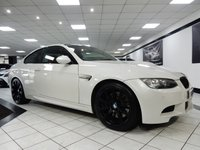 USED 2013 62 BMW M3 4.0 M3 LIMITED EDITION 500 DCT EDC INDIVIDUAL HTD RED LTHR FBMWSH