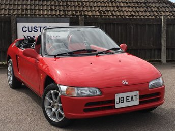 View our HONDA BEAT