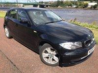 2009 BMW 1 SERIES 2.0 118D SE 5d 141 BHP £5990.00