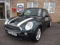 2002 MINI HATCH ONE