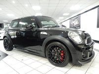 USED 2011 11 MINI HATCH 1.6 JOHN COOPER WORKS PAN ROOF SAT NAV CHILLI PK HTD LTHR B/T