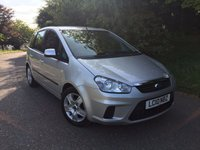 USED 2010 10 FORD C-MAX 1.6 STYLE 5d 108 BHP PLEASE CALL TO VIEW