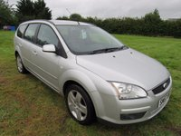 2007 FORD FOCUS 1.6 STYLE 5d 115 BHP £2995.00