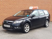2009 FORD FOCUS 1.6 ZETEC TDCI 5d DIESEL £30 Road Tax £4495.00