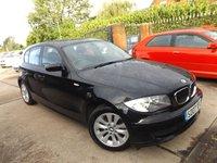 2007 BMW 1 SERIES 1.6 116I ES 5d 114 BHP £4495.00