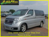 2002 NISSAN ELGRAND Highway Star 3.5 Automatic 8 Seats Leather Only 39K! £6500.00