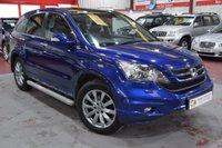2011 HONDA CR-V 2.2 I-DTEC EX 5d AUTO 148 BHP £11985.00