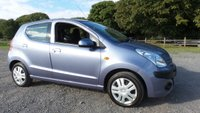 USED 2009 09 NISSAN PIXO 1.0 ACENTA 5d 67 BHP TAILOR MADE FINANCE PACKAGES, GENUINE LOW MILES, ONE LADY OWNER FROM NEW, 8X SERVICE STAMPS, £2O ROAD TAX A YEAR