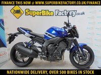 USED 2014 14 YAMAHA FZ1  GOOD & BAD CREDIT ACCEPTED, OVER 500+ BIKES