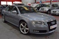 2009 AUDI A8 3.0 TDI QUATTRO DPF SPORT 4d AUTO 229 BHP £10985.00