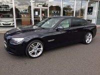 USED 2013 13 BMW 7 SERIES 3.0 730D M SPORT 4DR AUTO 255 BHP