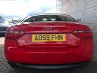 USED 2009 59 AUDI A5 2.0 TDI 2d 168 BHP
