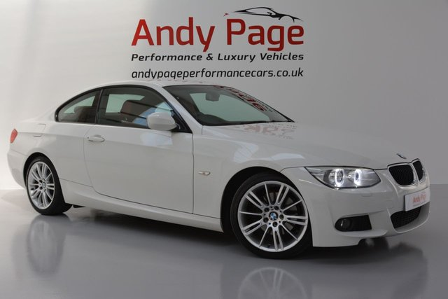 2013 13 BMW 3 SERIES 2.0 320D M SPORT 2d 181 BHP