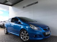 USED 2009 09 VAUXHALL CORSA 1.6 VXRACING 3d 192 BHP