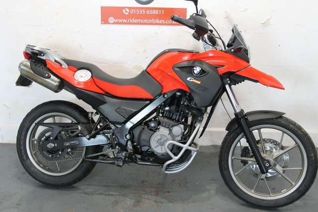 2011 61 BMW G SERIES G 650 GS 47 BHP