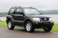 2006 MITSUBISHI SHOGUN 3.2 WARRIOR EQUIPPE SWB DI-D 3d AUTO 159 BHP £7290.00
