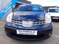 USED 2007 07 NISSAN NOTE 1.6 SE 5d 109 BHP