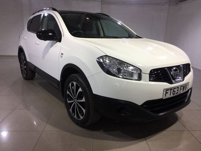 View our 2013 63 NISSAN QASHQAI 1.5 DCI 360 5d 110 BHP