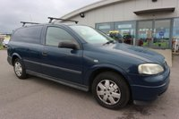 USED 2003 53 VAUXHALL ASTRA 1.7 ENVOY DTI 1d 75 BHP CLEARANCE AS IS . NOT AVAILABLE ON FINANCE.