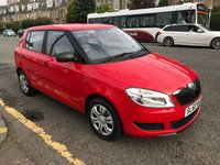 USED 2010 60 SKODA FABIA 1.2 S 6V 5d 60 BHP PRICE INCLUDES A 6 MONTH AA WARRANTY DEALER CARE EXTENDED GUARANTEE, 1 YEARS MOT AND A OIL & FILTERS SERVICE. 12 MONTHS FREE BREAKDOWN COVER