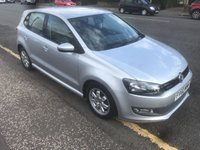 USED 2010 60 VOLKSWAGEN POLO 1.2 BLUEMOTION TDI 3d 74 BHP PRICE INCLUDES A 6 MONTH AA WARRANTY DEALER CARE EXTENDED GUARANTEE, 1 YEARS MOT AND A OIL & FILTERS SERVICE. 12 MONTHS FREE BREAKDOWN COVER