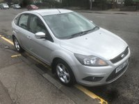 USED 2008 58 FORD FOCUS 1.8 ZETEC 5d 125 BHP PRICE INCLUDES A 6 MONTH AA WARRANTY DEALER CARE EXTENDED GUARANTEE, 1 YEARS MOT AND A OIL & FILTERS SERVICE. 12 MONTHS FREE BREAKDOWN COVER