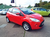 USED 2009 59 FORD KA 1.2 STYLE 3d 69 BHP ONE OWNER FROM NEW / SERVICE HISTORY