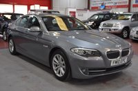 USED 2010 10 BMW 5 SERIES 2.0 520D SE 4d 181 BHP