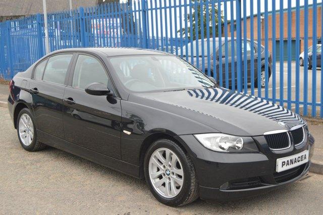 2006 BMW 3 SERIES 2.0 318D SE 4d 121 BHP