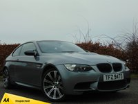 USED 2009 BMW M3 4.0 M3 2d AUTOMATIC *128 POINT AA INSPECTED * SATELLITE NAVIGATION* BLUETOOTH