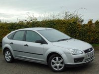USED 2006 06 FORD FOCUS 1.8 SPORT TDCI 5d  * 12 MONTHS AA BREAKDOWN COVER * RECENTLY SERVICED *