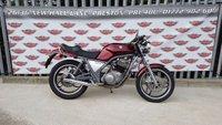 1988 YAMAHA SRX600
