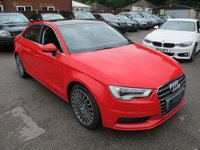 "2013 AUDI A3 2.0 TDI SPORT 148 BHP "" PLEASE READ AT THE SPEC  + MILES !! "" £15499.00"
