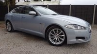 USED 2013 63 JAGUAR XF 3.0 D V6 PREMIUM LUXURY 4dr AUTO HUGE Spec, Sat Nav, Camera