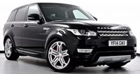 USED 2014 14 LAND ROVER RANGE ROVER SPORT 3.0 SD V6 HSE Station Wagon 4x4 5dr (start/stop) Kahn RS, Pan Roof + Much More!