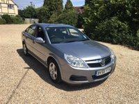 2008 VAUXHALL VECTRA Vauxhall Vectra 1.8 i VVT Exclusiv Hatchback 5dr Petrol Manual (173 g/km, 138 bhp) £1975.00