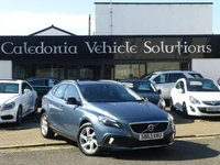 USED 2013 63 VOLVO V40 1.6 D2 CROSS COUNTRY LUX 5d 113 BHP