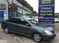 USED 2007 07 MITSUBISHI LANCER 1.6 EQUIPPE 4d 97 BHP, only 85000 miles ****FULL 12 MONTHS MOT*****