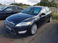 USED 2008 08 FORD MONDEO 2.0 GHIA TDCI 5d 140 BHP
