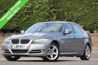 USED 2011 11 BMW 3 SERIES 2.0 320D EXCLUSIVE EDITION 4d 181 BHP Full Service History - 2 Keys
