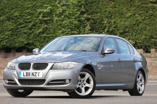 2011 11 BMW 3 SERIES 2.0 320D EXCLUSIVE EDITION 4d 181 BHP