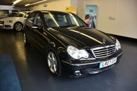 USED 2007 07 MERCEDES-BENZ C CLASS 1.8 C200 KOMPRESSOR AVANTGARDE SE 4d 163 BHP EXCELLENT SERVICE HISTORY , FULLY PREPARED INCLUDING SERVICE AND NEW MOT