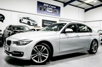 2012 BMW 3 SERIES 2.0 318D SPORT 4d [LEATHER+SUNROOF+18