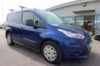 USED 2014 14 FORD TRANSIT CONNECT 1.6 200 TREND P/V 1d 74 BHP LOW DEPOSIT OR NO DEPOSIT FINANCE AVAILABLE.