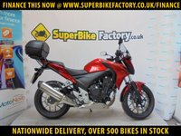 USED 2014 14 HONDA CB500  GOOD & BAD CREDIT ACCEPTED, OVER 500 BIKES IN STOCK