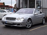 USED 2005 05 MERCEDES-BENZ CL 5.0 CL 500 2d AUTO 302 BHP STUNNING EXAMPLE WITH FULL SERVICE HISTORY
