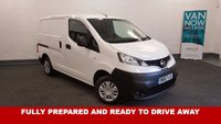 USED 2015 15 NISSAN NV200 1.5 DCI Acenta 90bhp Bluetooth Phone Connectivity AUX/USB Reversing Camera + One Owner + Full Service History + **Drive Away Today** Over The Phone Low Rate Finance Available, Just Call us on 01709 866668