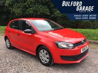 USED 2012 61 VOLKSWAGEN POLO 1.2 S A/C 5d 70 BHP