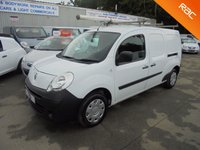 USED 2011 11 RENAULT KANGOO MAXI LWB 1.5 DCI **TWIN SIDE DOORS*RECENT NEW CAM BELT**